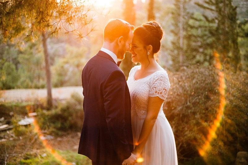 צילום חתונה, אביב אברג'ל וארתור ארונוב