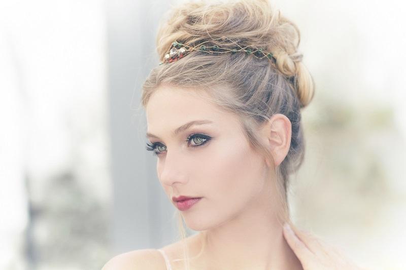 דניאלה פרנקל איפור ושיער מתוך בלוג כלות עם שיק, צלם רותם ברק